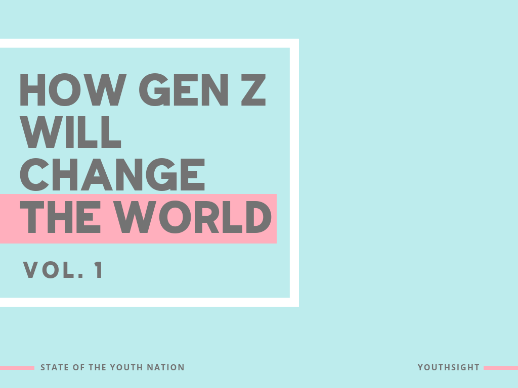 Cover - eBook - how gen z will change the world