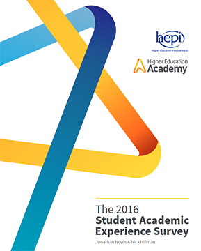 Academic Student Experience 2016