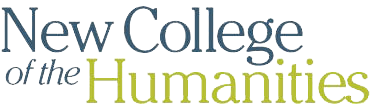 New College of the Humanitie logos