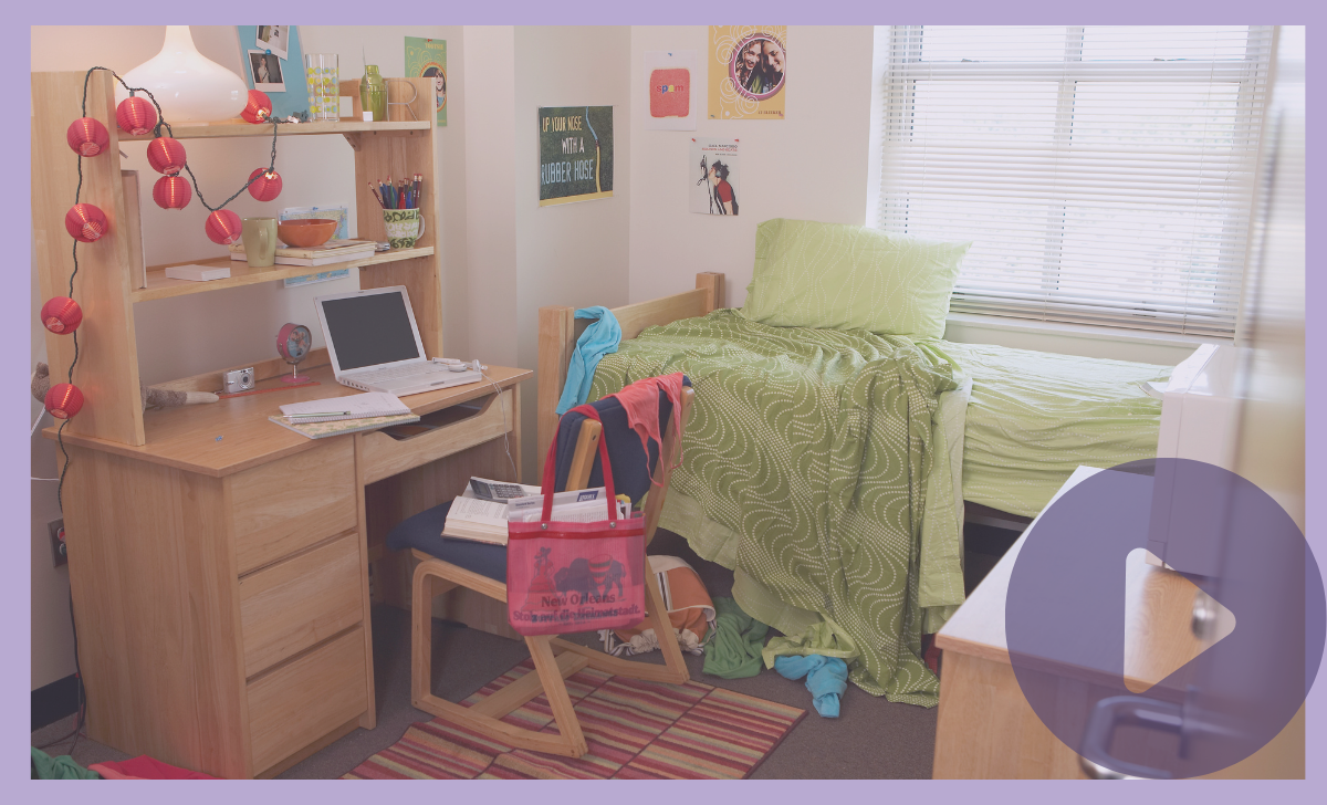 Diary of a Fresher - Episode 4: Settling into Dorms