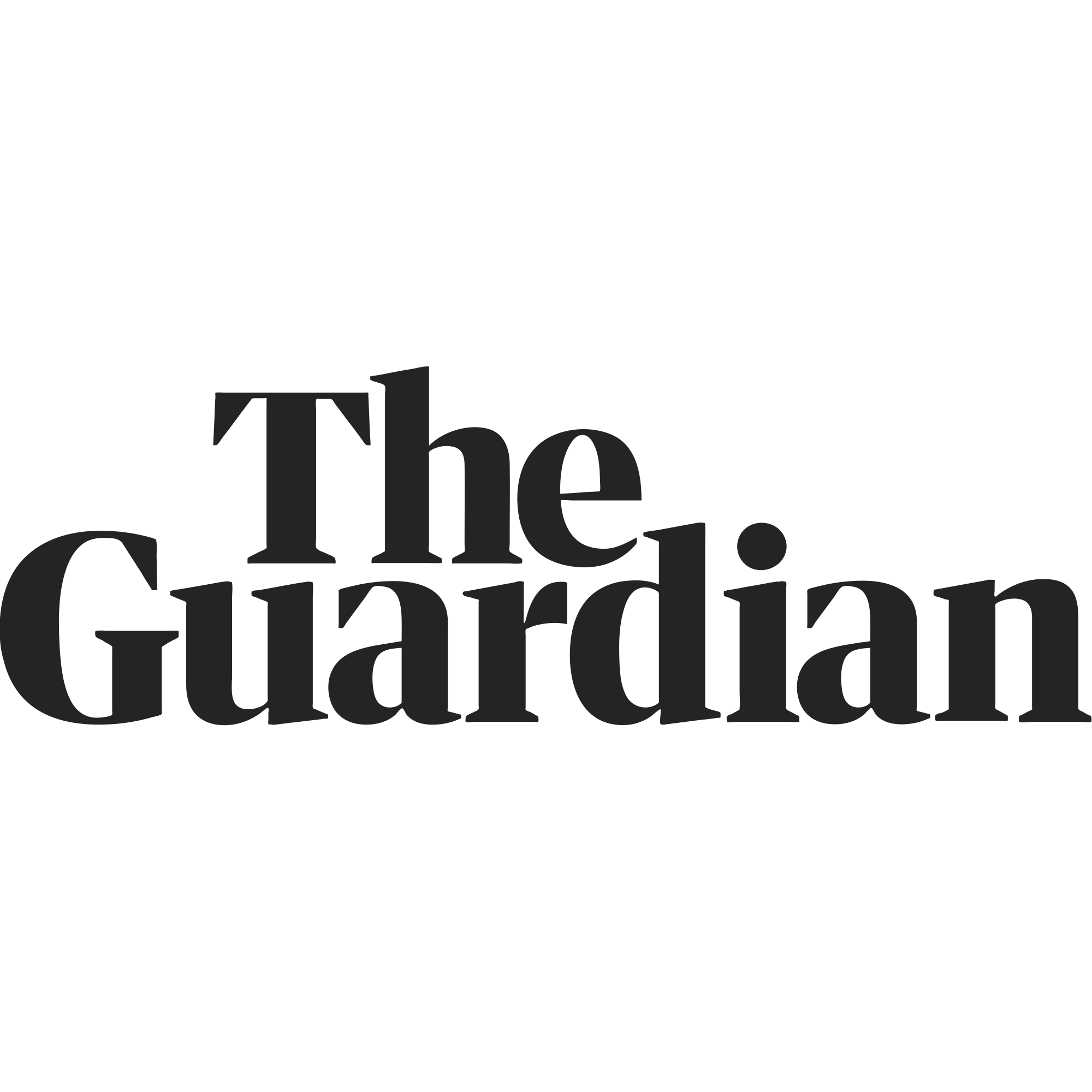 guardian logo square