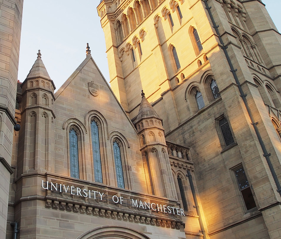 university of manchester crop