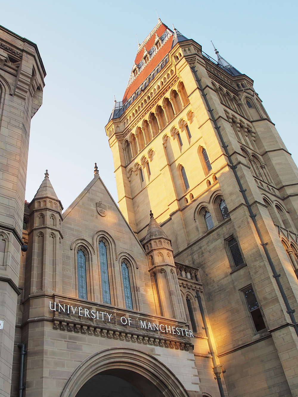Case Study: The University of Manchester